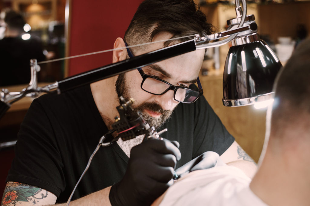 Tetovací studio TX5 Olomouc